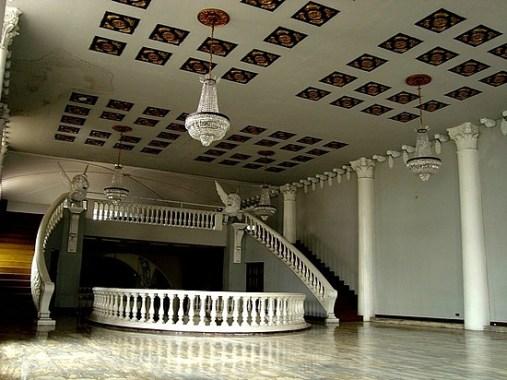 El Origen de El Teatro Abril de Guatemala mundochapin imagen