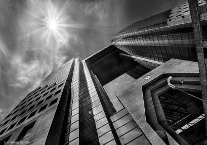 Edificio Tikal Futura - foto por Luis Felipe Toledo Vasquez
