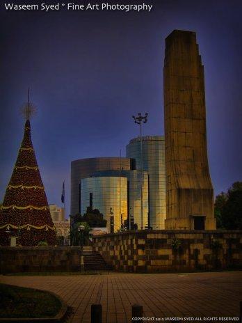 El Obelisco - foto por Waseem Syed
