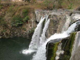 Cataratas de los Amates, Chiquimulilla - foto por Edgar Betancourth