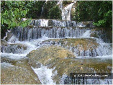 Cascadas de Santa Cruz Barillas, Huehuetenango - foto por Moisés Ezequiel Vargas.