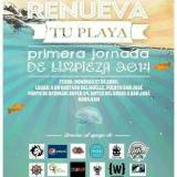 Evento – Renueva Tu Playa 27 de Abril