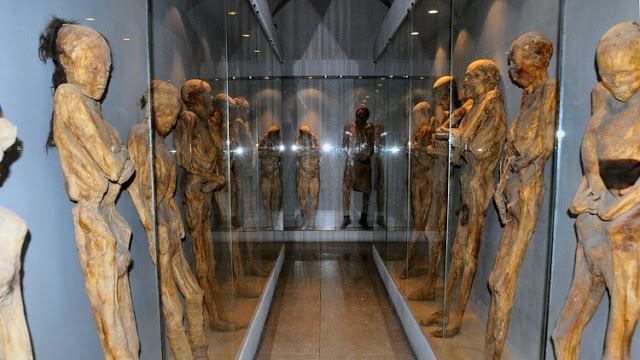 Momias_Guanajuato Las momias de Guanajuato: ¿qué hay detrás del tenebroso mito?