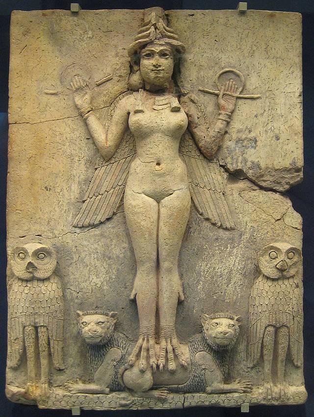 queen_of_the_night Lilith: La mujer que desafió el plan de Dios