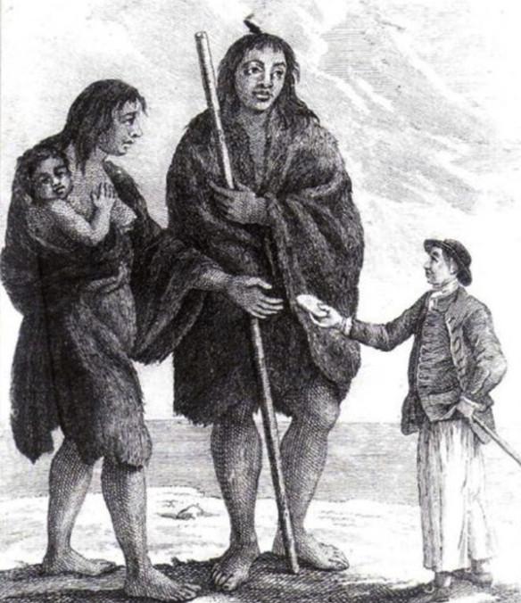 """4-e1436761565927 """"Los Gigantes de América Del Sur"""" y su encuentro con los primeros colonos"""