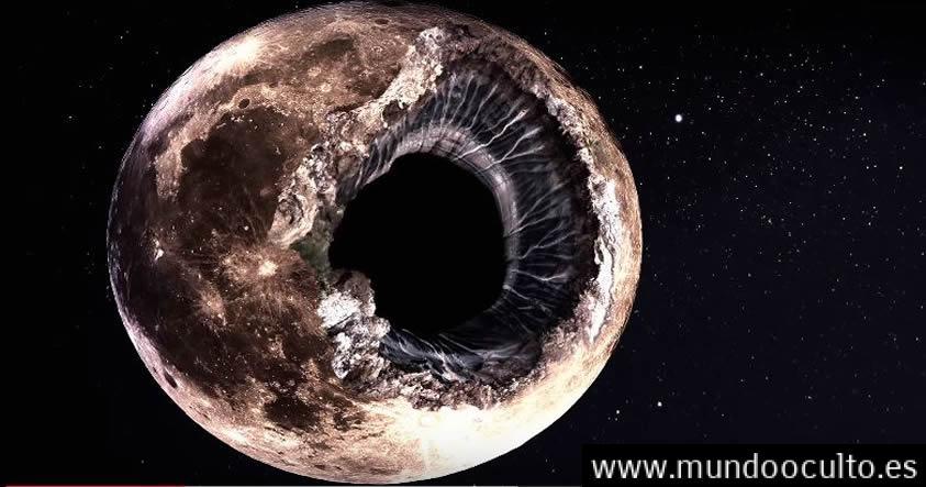¿Es la Luna una estructura artificial? Investigaciones demuestran que la Luna es hueca