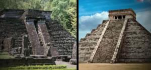 El código oculto de las Pirámides, ¿un arquitecto universal? #piramide #enigmas