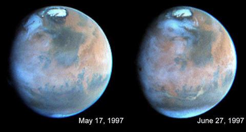 ¿En 1976 NASA ya sabía que había vida en Marte