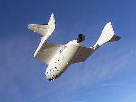 Spaceship_One Proyecto longshot misión alpha centaury