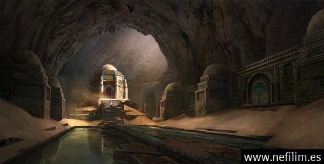 Evidencia física claramente demuestra que hay una enorme estructura enterrada cerca de las Pirámides de Egipto.