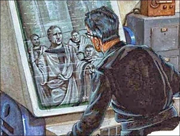 """el-misterio-de-la-maquina-del-tiempo-del-vaticano El Misterio de """"La Maquina del Tiempo del Vaticano"""""""