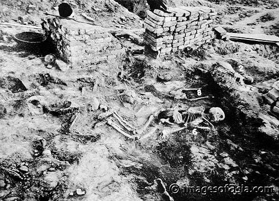 mohenjo-daro-8 HOLOCAUSTO NUCLEAR EN TIEMPOS REMOTOS