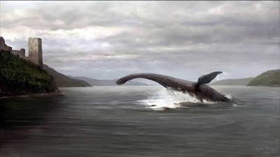 Foto: Una foto podría mostrar por primera vez al misterioso #monstruo del lago #Ness