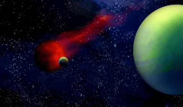 nibiru4 Nibiru provocará cambios catastróficos en el clima de la Tierra