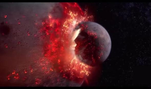 nibiru6 Nibiru provocará cambios catastróficos en el clima de la Tierra