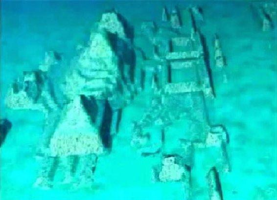 screenshot-of-underwater-structure-near-cuba-youtube_the-cosmos-news-webonly ¿QUE PASO CON LA CIUDAD SUMERGIDA EN CUBA?