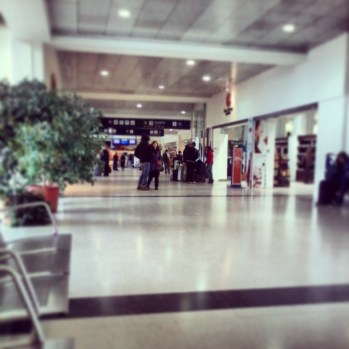 Aeropuerto Bariloche interior