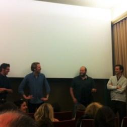 """Filmemacher von """"Great"""" beantworten Fragen des Publikums"""
