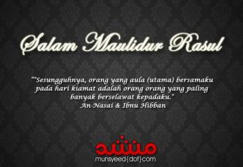 maulidur rasul_munsyeed