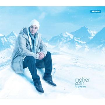 Kulit Album Maher Zain Forgive Me