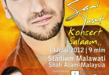 Konsert Salaam Sami Yusuf