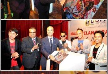 Kompilasi foto sekitar Majlis Pelancaran Album terbaru Firdaus, Saat Terindah.