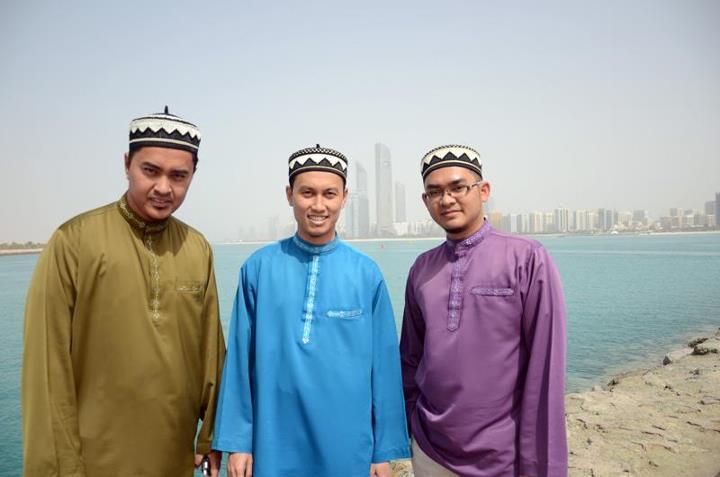 Inteam di Dubai