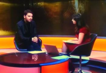Sami Yusuf di BBC Impact