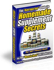 homemade supplements