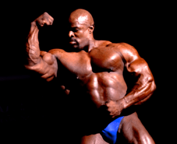 Bodybuilder Ronnie Coleman (Photo credit: Wikipedia)