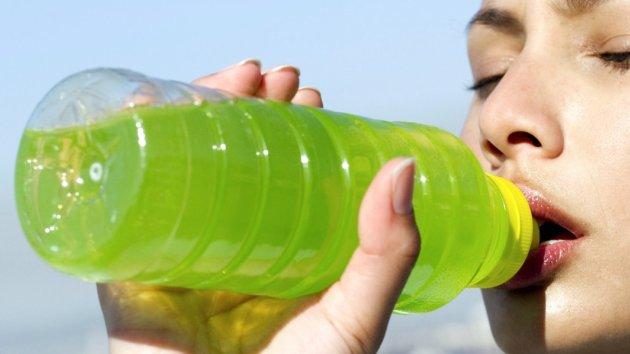 sports drinks vs water essay