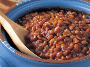 22 baked beans