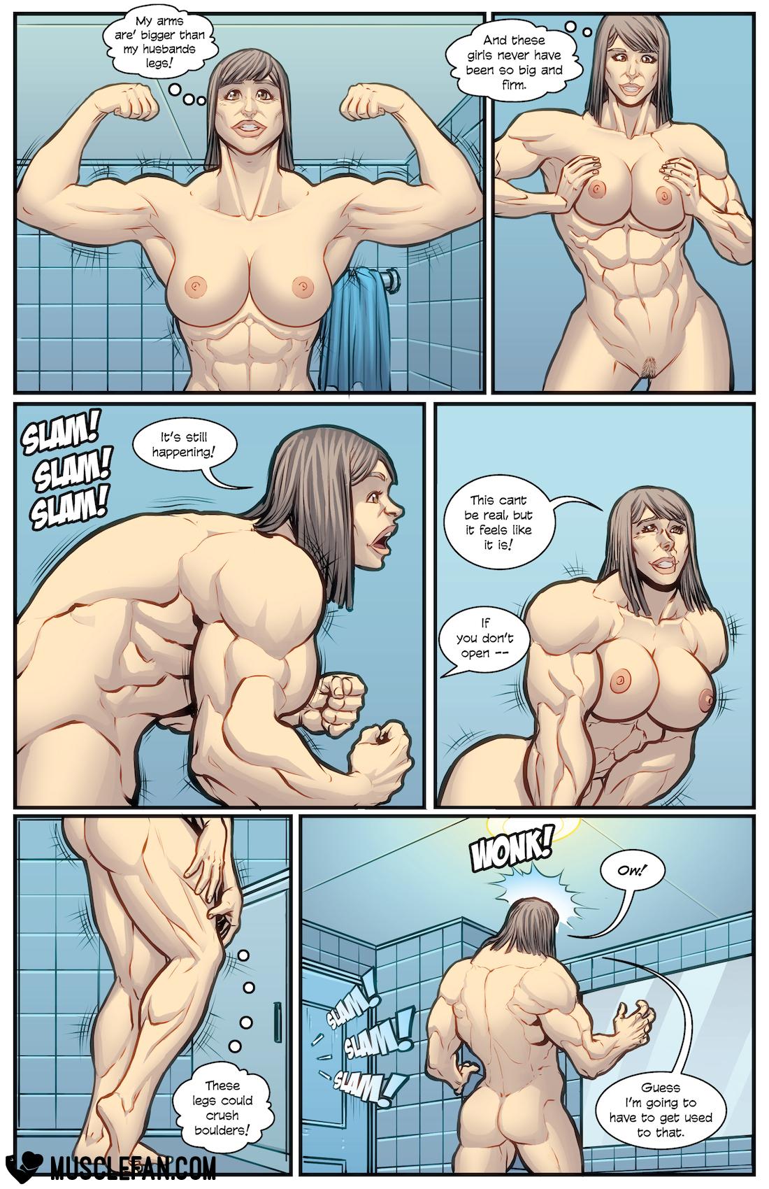 female erotic comics