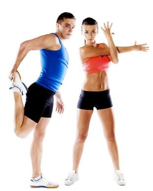 Calentar Antes de Entrenar para Aumentar Masa Muscular