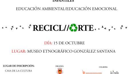 "Museo Etnográfico ""González Santana"". Olivenza. Extremadura. Taller Reciclarte"