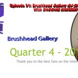 PwMJ Ep 91: Brushhead Gallery Q4 2015 w/ Shoshie Bauer
