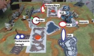 the old kraken-bait