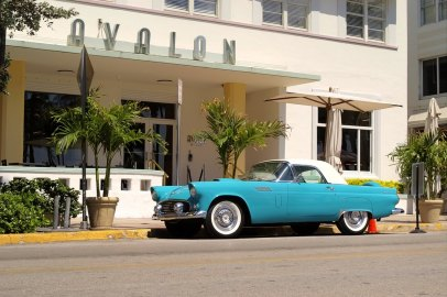 The Avalon, South Beach, Miami. I was here working on the global rebranding of a Private Bank. Miami and private banking couldn't appear more different, but underneath they're not so different after all!