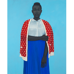 Amy Sherald | 'Fact was she knew more about them than she knew about herself, having never had the map to discover what she was like,' 2015