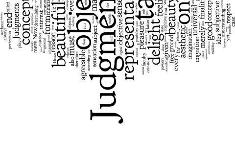 Art is purposiveness without purpose [Immanuel Kant Cloud Remix], 2013.