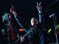 The Real McKenzies, Le Batofar, Paris, France, May 4th 2015, © ABSE Photography – All rights reserved. Please don't use this photo on websites, blogs or any other media without my explicit permission.