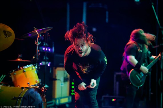 Cancer Bats, February 11th 2016, Feierwerk TonHalle, Munich, Germany © Alexis Buquet, ABSE Photography. All rights reserved. Please do not use this photo on websites, blogs or any other media without my explicit permission.