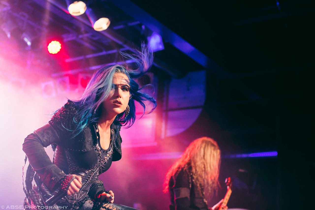 Arch Enemy, April 5th 2017, Backstage Werk, Munich, Germany, © Alexis Buquet - ABSE Photography. All rights reserved. Please do not use this photo on websites, blogs or any other media without my explicit permission.