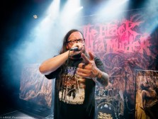 The Black Dahlia Murder, July 3rd 2017, Kranhalle, Feierwerk, Munich, Germany © Alexis Buquet - ABSE Photography. All rights reserved. Please do not use this photo on websites, blogs or any other media without my explicit permission.
