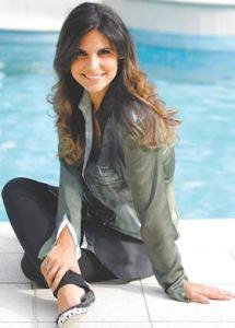 Aline Barros: trabalho infantil da cantora é destaque no jornal O Dia
