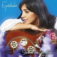 """Eyshila lança seu oitavo CD solo, """"Sonhos não tem fim"""""""