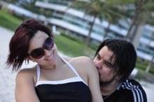 Jaky, esposa do cantor Mauro Henrique do Oficina G3 faleceu nesta sexta-feira