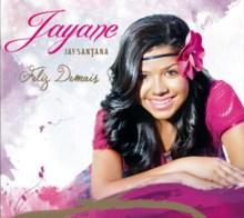 """Filha de Cassiane e Jairinho, """"Jay Santana"""", lança CD e clipes voltados ao público adolescente"""