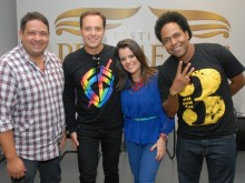 Festival Promessas em São Paulo será realizado no dia 08/12, com Thalles Roberto, Aline Barros, Cassiane, André Valadão e Diante do Trono