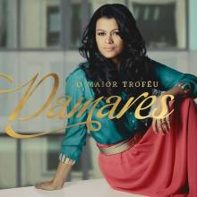 """Damares divulga capa de seu novo CD, """"O Maior Troféu"""""""